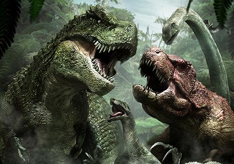 『大恐竜時代 タルボサウルスVS ティラノサウルス』