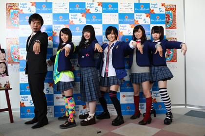 NMB48 げいにん!THE MOVIE お笑い青春ガールズ