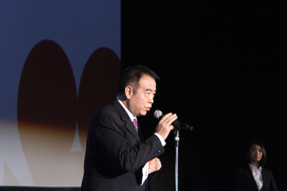 審査委員長チェン・カイコー