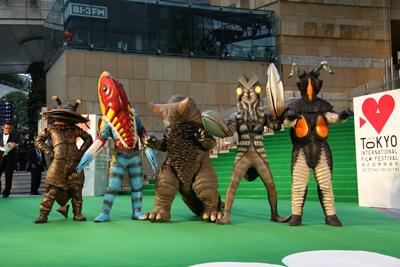 ウルトラ怪獣総選挙TOP5