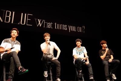 What's turns you on?」リリース記念プレミアム・イベント