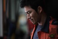 主演のチャン・ヒョクは救急隊員役