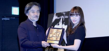 前田敦子『Seventh Code』舞台挨拶に登壇