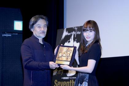 ローマ国際映画祭W受賞-セブンスコード