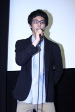 神奈川芸術大学映像学科研究室坂下監督2