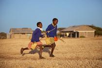 世界の果ての通学路(ケニア)