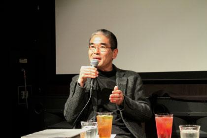 栩木伸明さんトークイベント