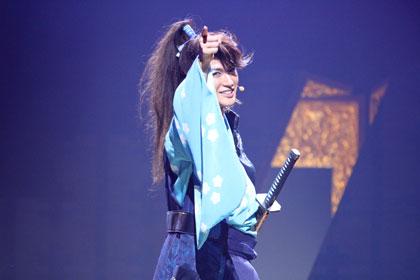 三浦春馬さん欠席だったので、彼の本編の勇士を紹介 『ZIPANG-PUNK~五右衛門ロックⅢ』