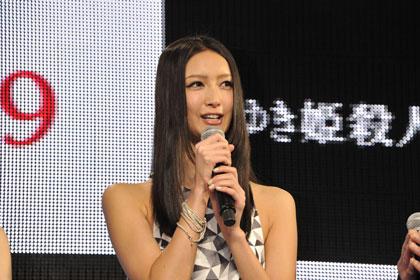 白ゆき姫(秘め)トークイベント菜々緒
