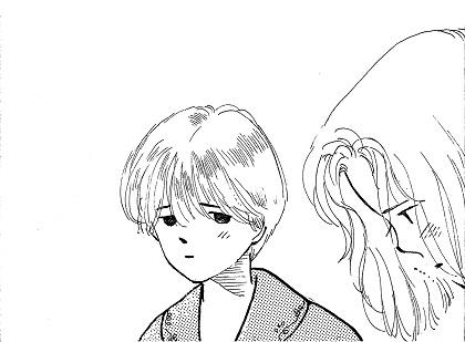 和希(かずき)とママ (c)紡木たく/集英社文庫<コミック版>