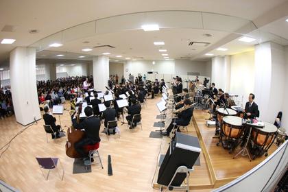 大阪市音楽団のコンサート「GO!GO!市音」