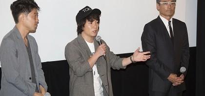 濱田岳登壇『サケボム』初日舞台挨拶レポ