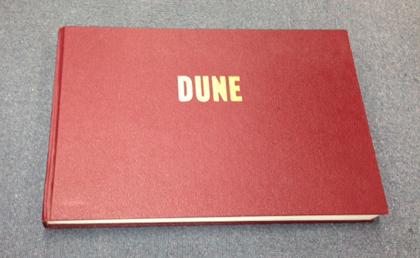 『DUNE』のストーリーボード集