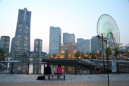 映画逢いびき横浜