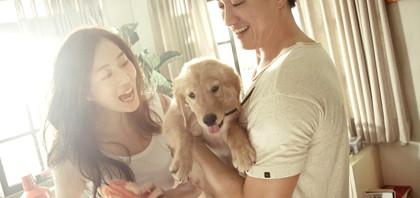 愛犬との切なくも美しい絆『一分間だけ』