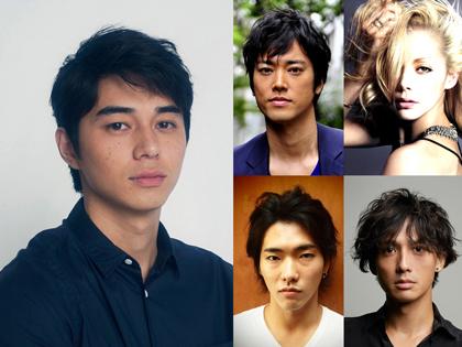 『GONIN-サーガ』キャスト東出昌大、桐谷健太、土屋アンナ、柄本佑、安藤政信
