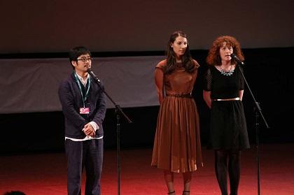 第36回モスクワ国際映画祭W授賞の快挙!!『私の男』
