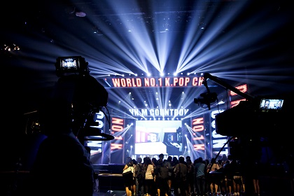 World No.1 K-POP Chart Show M COUNTDOWN