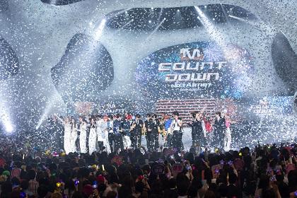 『M COUNTDOWN 10th anniversary』シネマビューイング開催決定