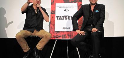 エリック・クーx別所ティーチイン報告『TATSUMI マンガに・・・・