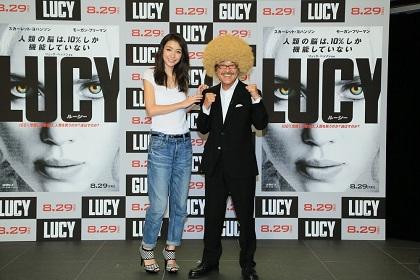 『LUCY/ルーシー』0807イベント0