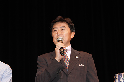 7男おばさんL笠井信輔