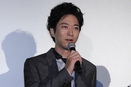 浅香航大『零』公開記念舞台挨拶