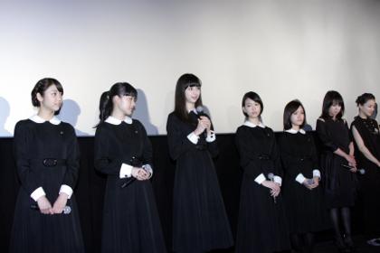 中条あやみ『零』公開記念舞台挨拶2