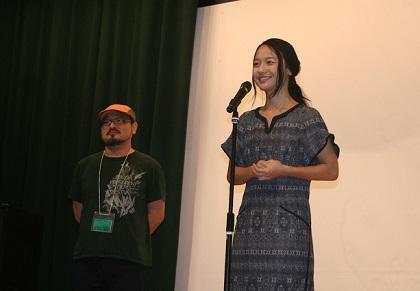 湯布院映画祭キム・コッビs