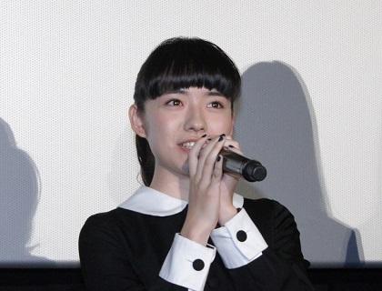 小島藤子『零』公開記念舞台挨拶
