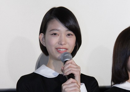 森川葵『零』公開記念舞台挨拶