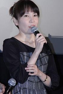 安里麻里監督『零』公開記念舞台挨拶2