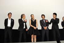 『イン・ザ・ヒーロー』初日舞台挨拶3