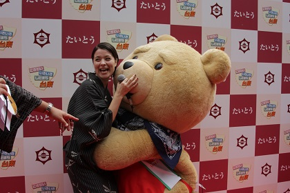 エロ熊テッド