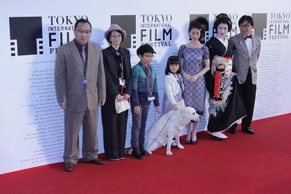 東京国際映画祭_チョコリエッタ