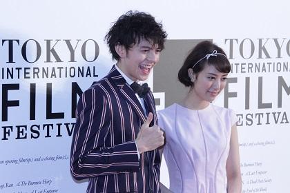 東京国際映画祭_ハリー杉山_岡本あずさ