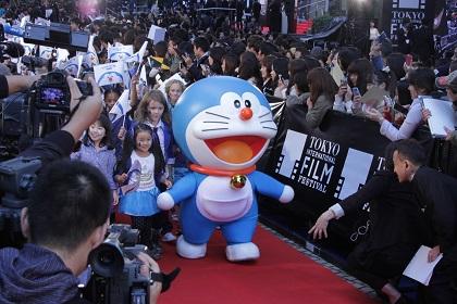 東京国際映画祭ドラえもん