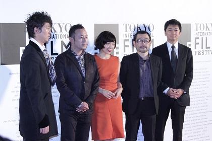 東京国際映画祭_百円の恋_安藤サクラ