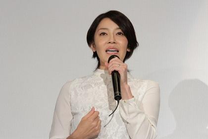 小川町セレナーデ初日舞台挨拶須藤理沙