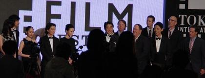 東京国際映画祭ラスト