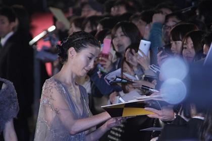 東京国際映画祭_紙の月_宮沢りえ