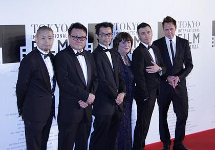 東京国際映画祭_コンペティション審査員