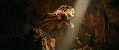 「ヘラクレス」ライオン
