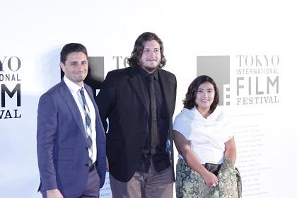 東京国際映画祭_ザレイドGOKUDOギャレスエヴァンス