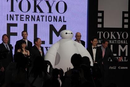 東京国際映画祭_ベイマックス4
