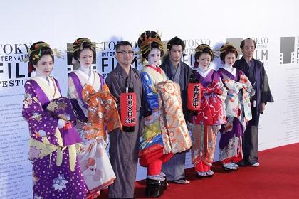 東京国際映画祭_花宵道中1