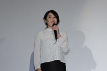 小川町セレナーデ初日舞台挨拶須藤理沙3