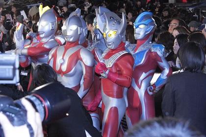 東京国際映画祭_ウルトラファミリー2
