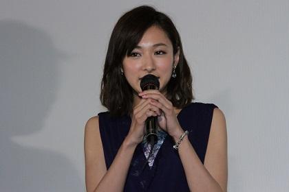 小川町セレナーデ初日舞台挨拶藤本泉