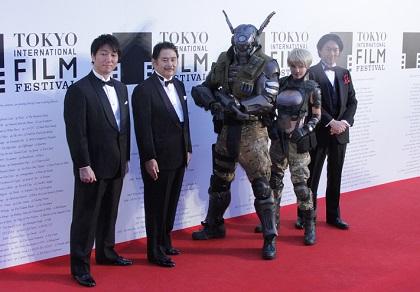 東京国際映画祭_アップルシード